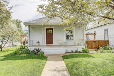 Englewood Single Family Home Active: 3972 South Lincoln Street