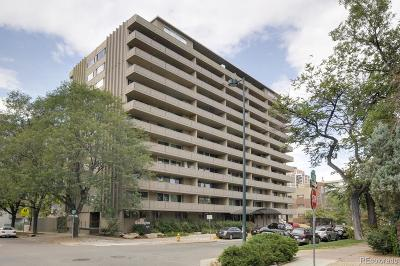 Cap Hill/Uptown, Capital Hill, Capitol Hill Condo/Townhouse Active: 909 North Logan Street #11J