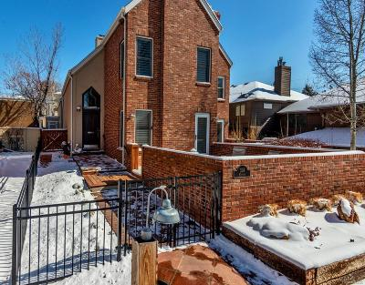Denver Condo/Townhouse Under Contract: 324 Madison Street