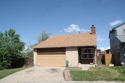 Westminster Single Family Home Active: 9124 Lowell Court