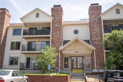 Aurora Condo/Townhouse Active: 15911 East Dakota Place #204