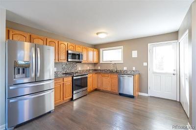 Aurora Single Family Home Active: 11692 East 7th Avenue