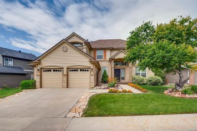 Highlands Ranch Single Family Home Active: 9231 Millcreek Court