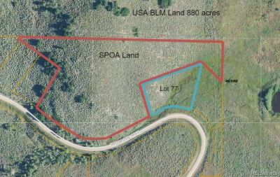 Oak Creek Residential Lots & Land Active: 31645 Shoshone Way