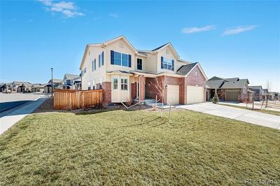 Thornton Single Family Home Under Contract: 13746 Spruce Way