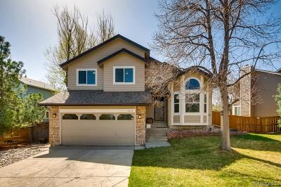 Highlands Ranch Single Family Home Active: 1279 Ascot Avenue