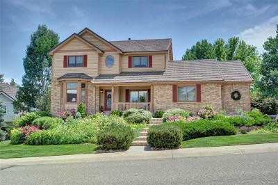 Fort Collins Single Family Home Under Contract: 1107 Pheasant Drive
