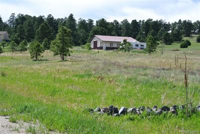 Elbert County Residential Lots & Land Active: 13925 Double Tree Ranch Circle