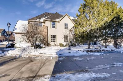 Denver Condo/Townhouse Under Contract: 7777 East 23rd Avenue #801