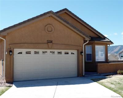 Monument Single Family Home Active: 2256 Creek Valley Circle