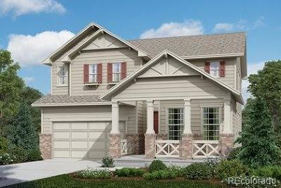 Longmont Single Family Home Under Contract: 2124 Sicily Circle