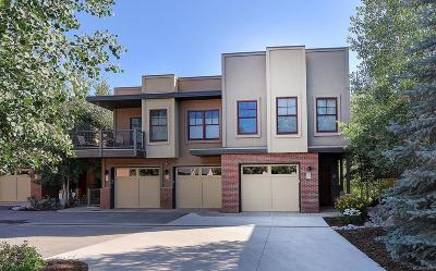 Salida Condo/Townhouse Active: 536 East 1st Street #O