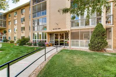 Aurora Condo/Townhouse Active: 13500 East Cornell Avenue #309