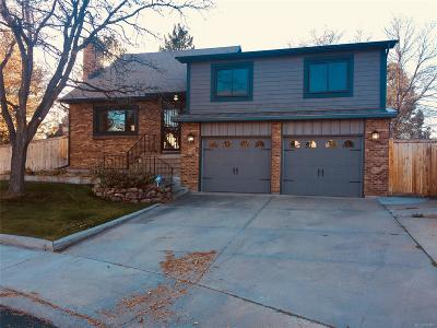 Broomfield Single Family Home Active: 495 Cottonwood Court