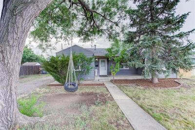 Wheat Ridge Single Family Home Active: 6280 West 45th Avenue