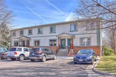 Broomfield Condo/Townhouse Under Contract: 31 Evergreen Street