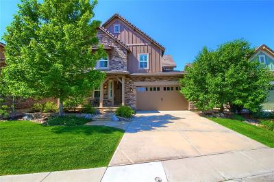 Highlands Ranch Single Family Home Under Contract: 426 Maplehurst Drive