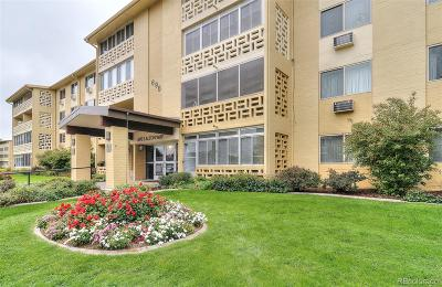 Denver Condo/Townhouse Active: 695 South S. Alton Way 1-A
