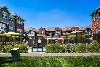 Denver Condo/Townhouse Active: 9633 East 5th Avenue #2101