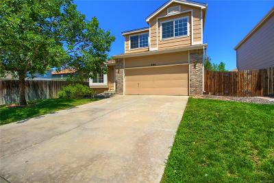 Centennial Single Family Home Active: 5214 South Jericho Street