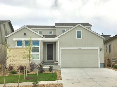 Arvada Single Family Home Active: 18670 West 93rd Drive