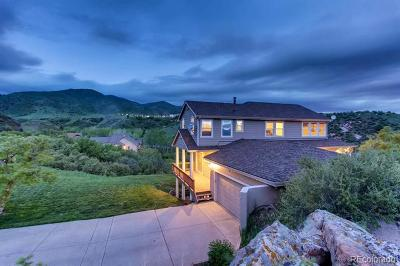 Littleton Single Family Home Active: 13095 West Mustang Way