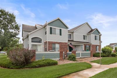 Parker Condo/Townhouse Under Contract: 9632 Deerhorn Court #87