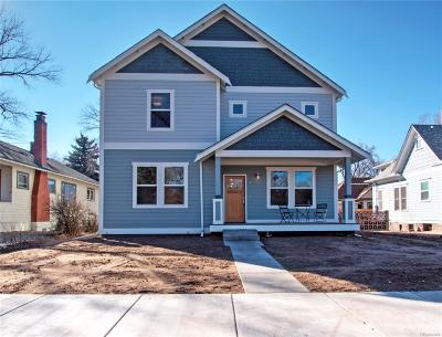 Colorado Springs Single Family Home Active: 1009 East Boulder Street