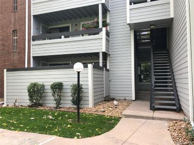 Aurora Condo/Townhouse Under Contract: 14218 East 1st Drive #A05