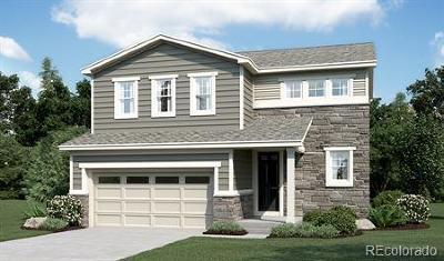 Single Family Home Active: 9644 Bellaire Lane
