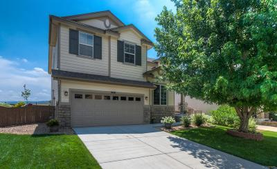 Littleton Single Family Home Under Contract: 9498 West Gibraltar Place