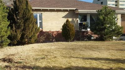 Denver Single Family Home Active: 3520 Pontiac Street