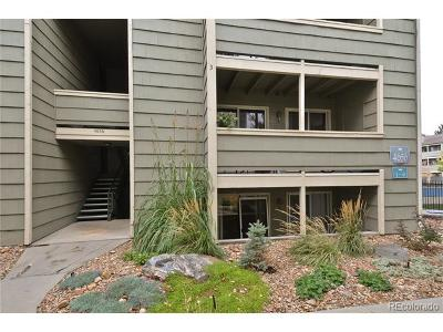 Boulder Condo/Townhouse Active: 4652 White Rock Circle #3
