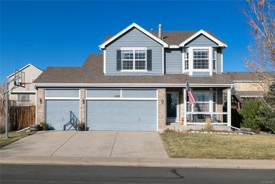 Castle Rock Single Family Home Active: 1209 North Tabor Drive