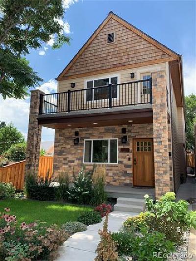 Highland Single Family Home Active: 3549 Lipan Street