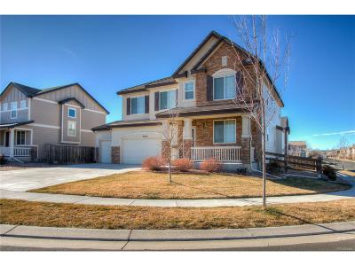 Commerce City Single Family Home Under Contract: 9729 Ouray Street