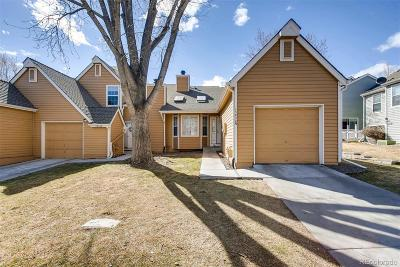 Arvada Condo/Townhouse Active: 13040 West 63rd Place #A