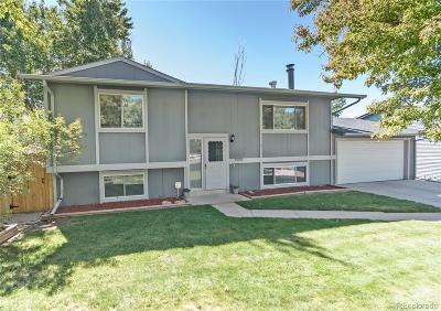 Aurora Single Family Home Active: 14656 East 23rd Avenue