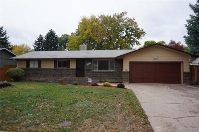Loveland Single Family Home Under Contract: 3321 North Franklin Avenue