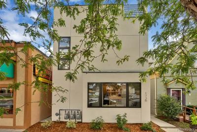 Uptown Condo/Townhouse Active: 1736 East 17th Avenue #103
