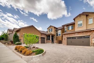 Highlands Ranch Single Family Home Under Contract: 9351 Sori Lane