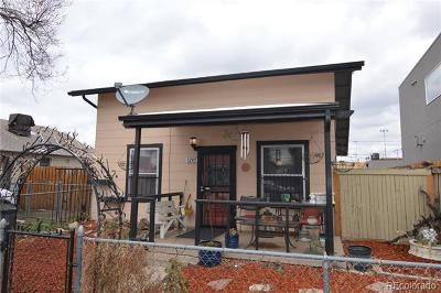 Denver Single Family Home Active: 1249 West Byers Place