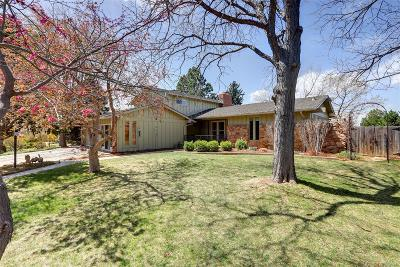 Centennial Single Family Home Active: 6575 South Poplar Court