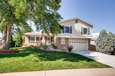 Littleton CO Single Family Home Under Contract: $430,000