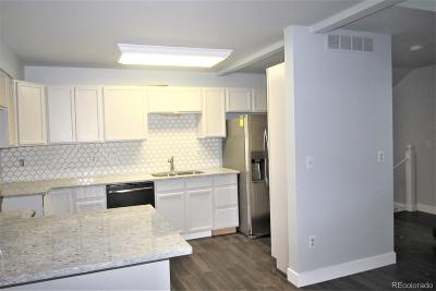 Thornton Condo/Townhouse Under Contract: 3807 East 121st Avenue