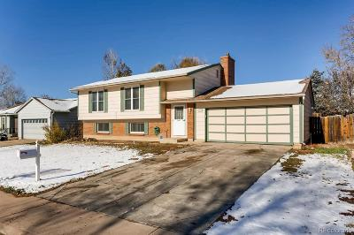 Aurora Single Family Home Active: 16379 East Arkansas Drive