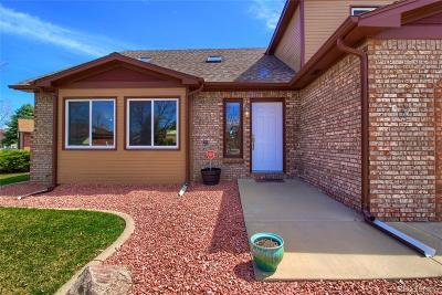 Longmont Single Family Home Active: 2645 Beech Circle