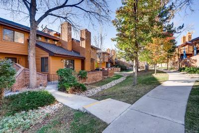 Denver Condo/Townhouse Active: 9400 East Iliff Avenue #245