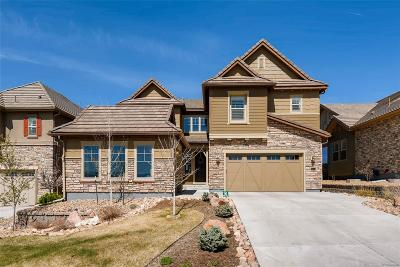 Highlands Ranch Single Family Home Active: 10554 Skydance Drive
