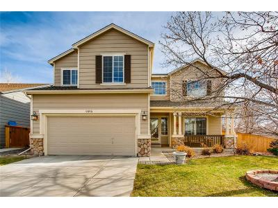 Highlands Ranch Single Family Home Active: 9898 Bathurst Way